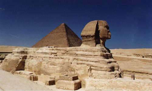 埃及金字塔始建于公元前2600年以前